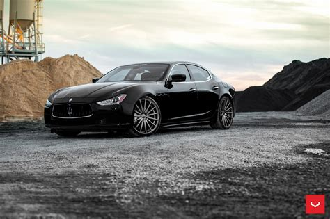 maserati ghibli silver black maserati ghibli looking fly on custom polished