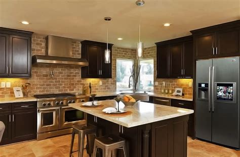 Pretoria  Houston Kitchen Cabinets. Contemporary Shower Curtains. River Run Cabinets. At Home Lewisville. White Leather Dining Chairs. Waterworks Toilet. Outdoor Chandelier. White Modern End Tables. Rug Placement