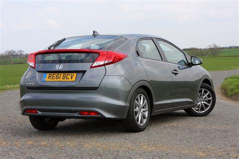 Review Honda Civic Hatchback by Honda Civic Hatchback Review 2012 2017 Parkers