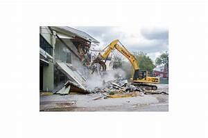 Demolition underway at former St. Johns Village retail ...