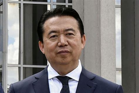 Ķīna oficiāli aizturējusi bijušo Interpola prezidentu Menu ...