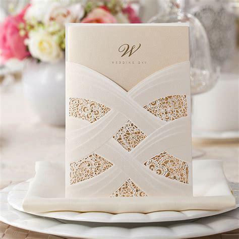 Unique Design Wedding Engagement Invitation Card Free