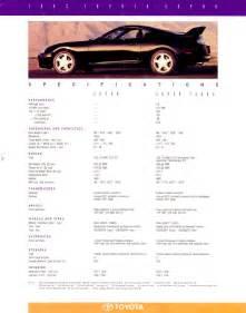 Toyota Supra Twin Turbo for Sale