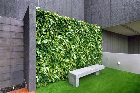 outdoor feature walls feature wall greenturf asia