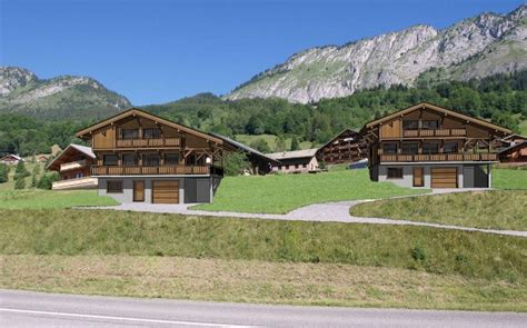 chalets for sale in chatel chalet for sale in abondance haute savoie 3 4 bedroom new chalet for sale in abondance nr