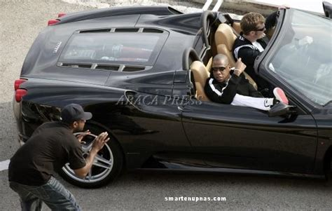 Pictures from Jay-Z's new video