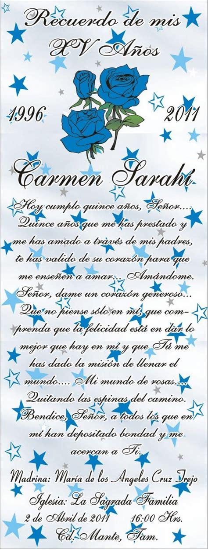 oracion de la madre para una quinceanera oraciones para quince a 241 os imagui invitacion melanie