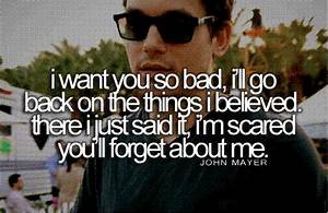 I Want You Quotes. QuotesGram