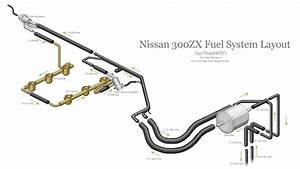 R35 Gates Barricade Fuel Injection Line Hose  Ethanol E85