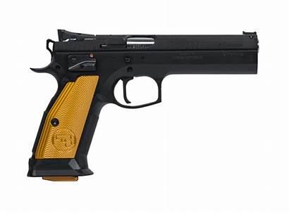 Cz Tactical Sport Orange 75 9mm Usa