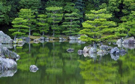 japanese garden kyoto hd wallpapers zen definition japan gardens miscellaneous water nature wallpapersafari collection oi