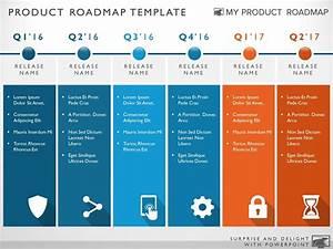 Product Roadmap Template – 30 Product Roadmap Templates ...