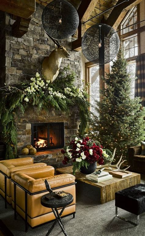 11 Rustic Christmas Decor Ideas For Your Home Decoratoo