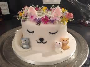 cake for cats cat cake lindas invitaciones cat cake and