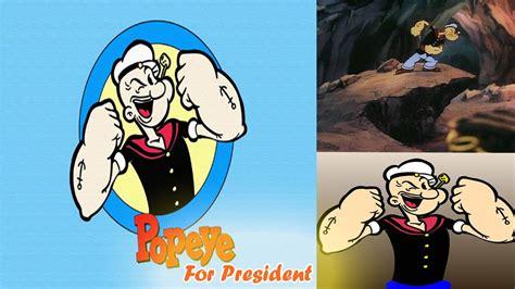 Popeye The Sailor Man Cartoon