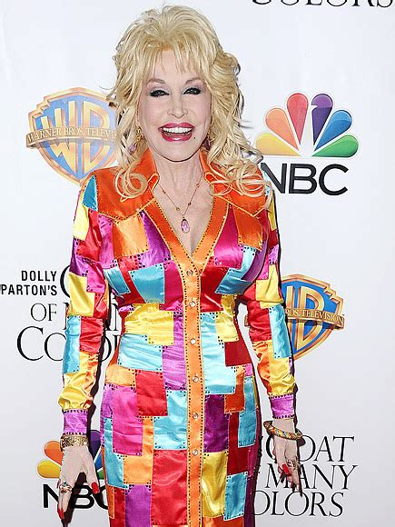 coat of many colors dolly parton dolly parton reacts to seeing coat of many colors