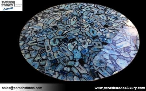 blue bathroom tiles ideas semi precious tabletop agate gemstone table manufacturer