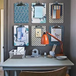 Office Organization Ideas for Disaster-Zone Desks | Martha ...