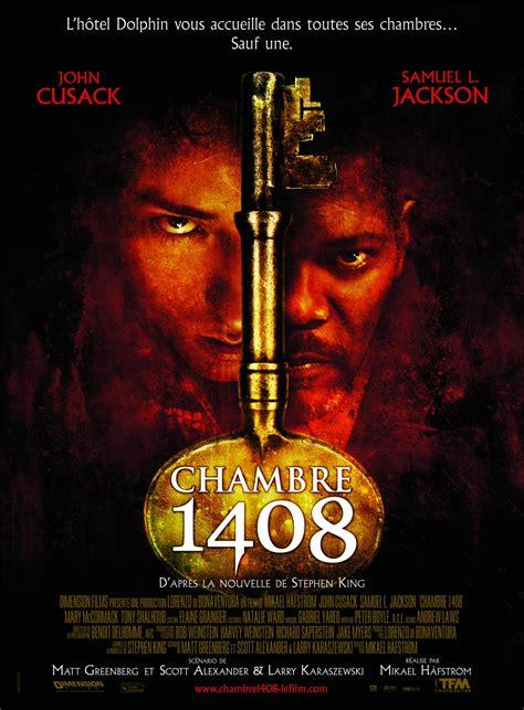 affiche et photos chambre 1408