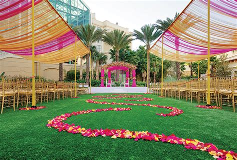 Garden Decoration India by The Ultimate Garden Wedding Venues In Hyderabad