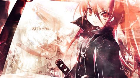 Shana Anime Wallpaper - shana wallpapers wallpapersafari