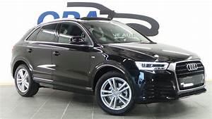 Audi Q3 Noir : audi q3 2 0 tdi 150 ultra s line occasion mont limar drome ard che ora7 ~ Gottalentnigeria.com Avis de Voitures