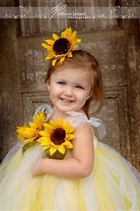 yellow wedding flower girl yellow sunflowers 2060451 With sunflower dresses for wedding