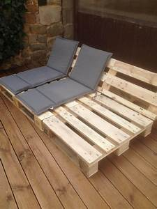 27, Best, Outdoor, Pallet, Furniture, Ideas, And, Designs, For, 2017