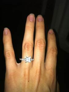 153 carrot engagement ring i do now i don39t With carrot wedding ring