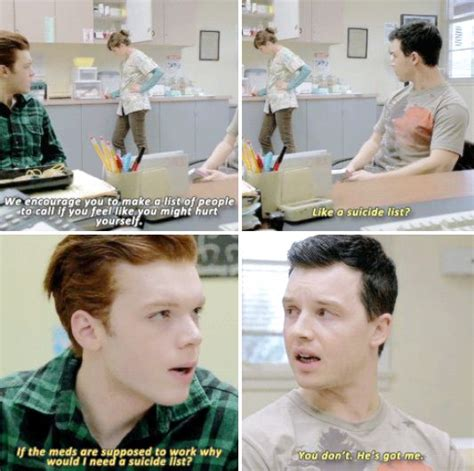 Shameless Memes - 191 best ian and mickey images on pinterest noel fisher cameron monaghan and fandom
