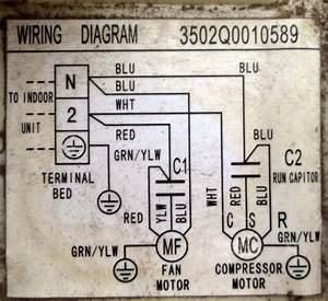 Wiring Diagram Ac Sharp Inverter New Split System Inverter