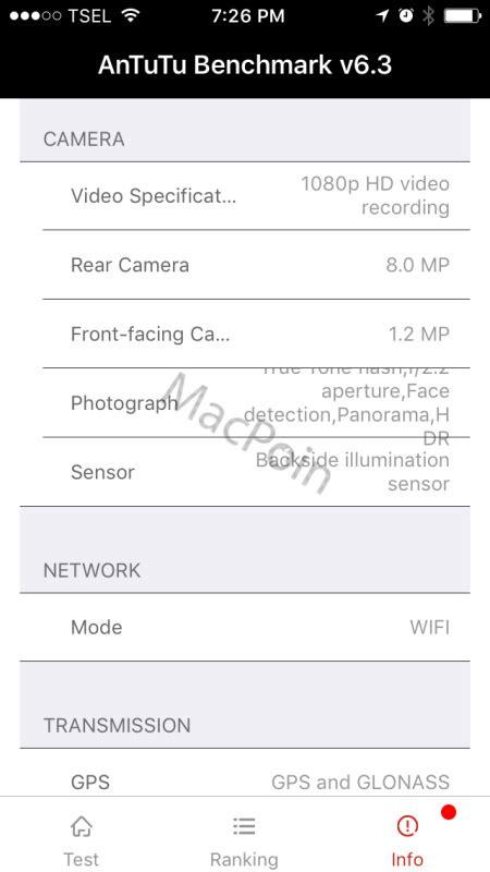 Cara Mudah Mengetahui Spesifikasi iPhone dan iPad | MacPoin