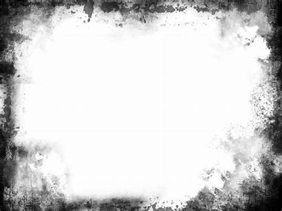 Grunge Border Frame Texture Background Vector Template