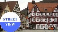 STREET VIEW: Bad Urach in GERMANY - YouTube