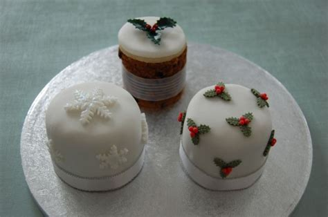 images  mini christmas cake ideas
