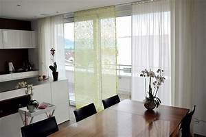 Vorhänge Große Fenster : vorh nge vorhangsysteme deko wohnatelier cham zug ~ Sanjose-hotels-ca.com Haus und Dekorationen