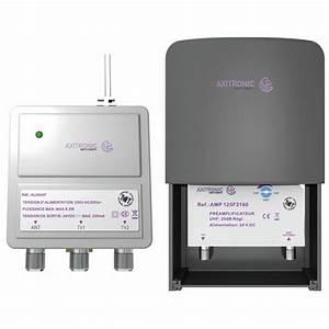 Amplificateur D Antenne Tnt : kit pr ampli uhf amplificateur tnt alimentation 24v ~ Dailycaller-alerts.com Idées de Décoration