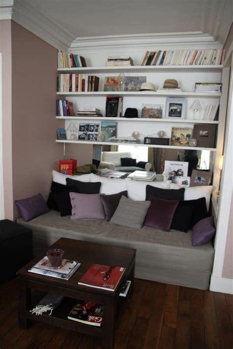bureau style romantique deco photo salon et moins de 10m2 sur deco fr