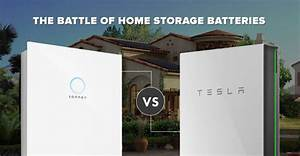 The Battle Of Home Battery Backup