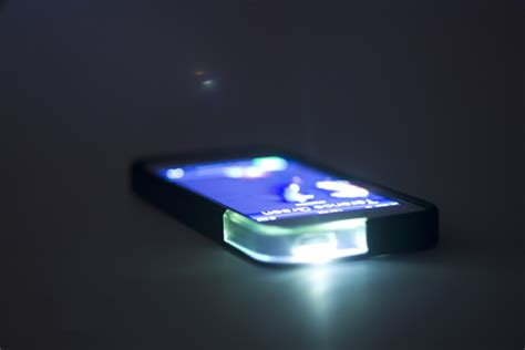 iphone led sparx iphone 5 led notification hiconsumption