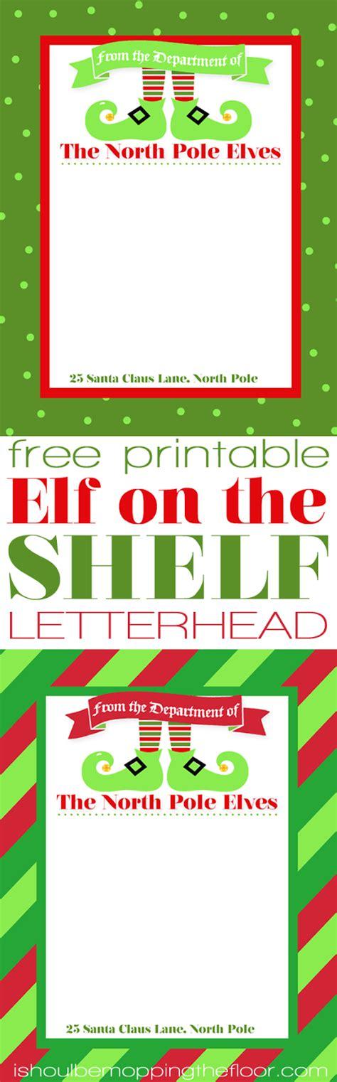 elf   shelf letterhead elf   shelf letters