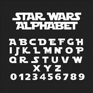 Star Wars Schriftzug : star wars font star wars alphabet star wars svg star wars ~ A.2002-acura-tl-radio.info Haus und Dekorationen