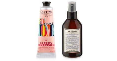 l occitane si鑒e social l occitane ti regala crema o spray per cuscino spendilgiusto