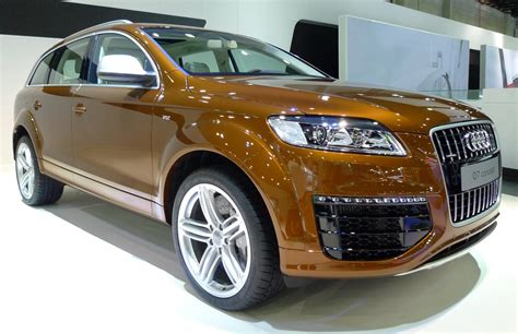 super cars news audi   facelift ipanema brown metallic