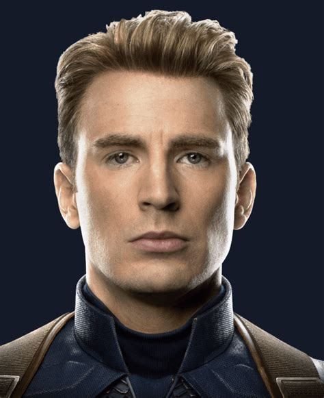 Captain America haircut endgame in 2020 | Captain america ...