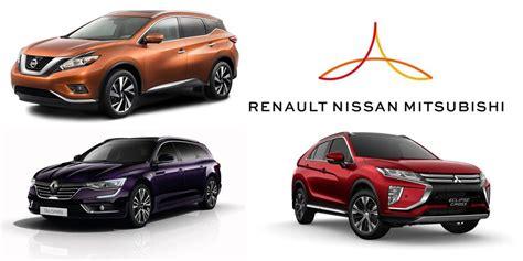 Nissan Renault by Renault Nissan Mitsubishi Alliance 2017 Global Sales