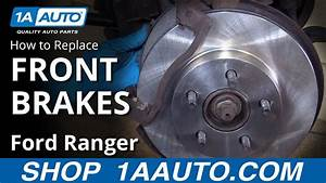 How To Replace Front Brakes 95