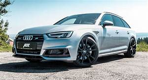 Audi A4 B9 Nachrüsten : audi a4 b9 gets a complete tuning job from abt sportsline ~ Jslefanu.com Haus und Dekorationen