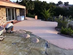 Resine Epoxy Sol Exterieur : peinture sol beton exterieur antiderapant meilleures ~ Dailycaller-alerts.com Idées de Décoration
