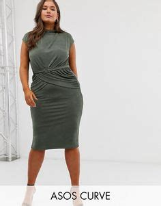 Купить женские платья больших размеров ASOS в интернетмагазине